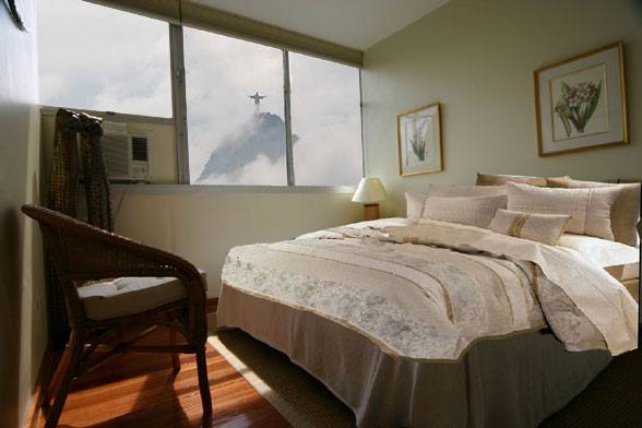 Rio Apartment Rental with working AC